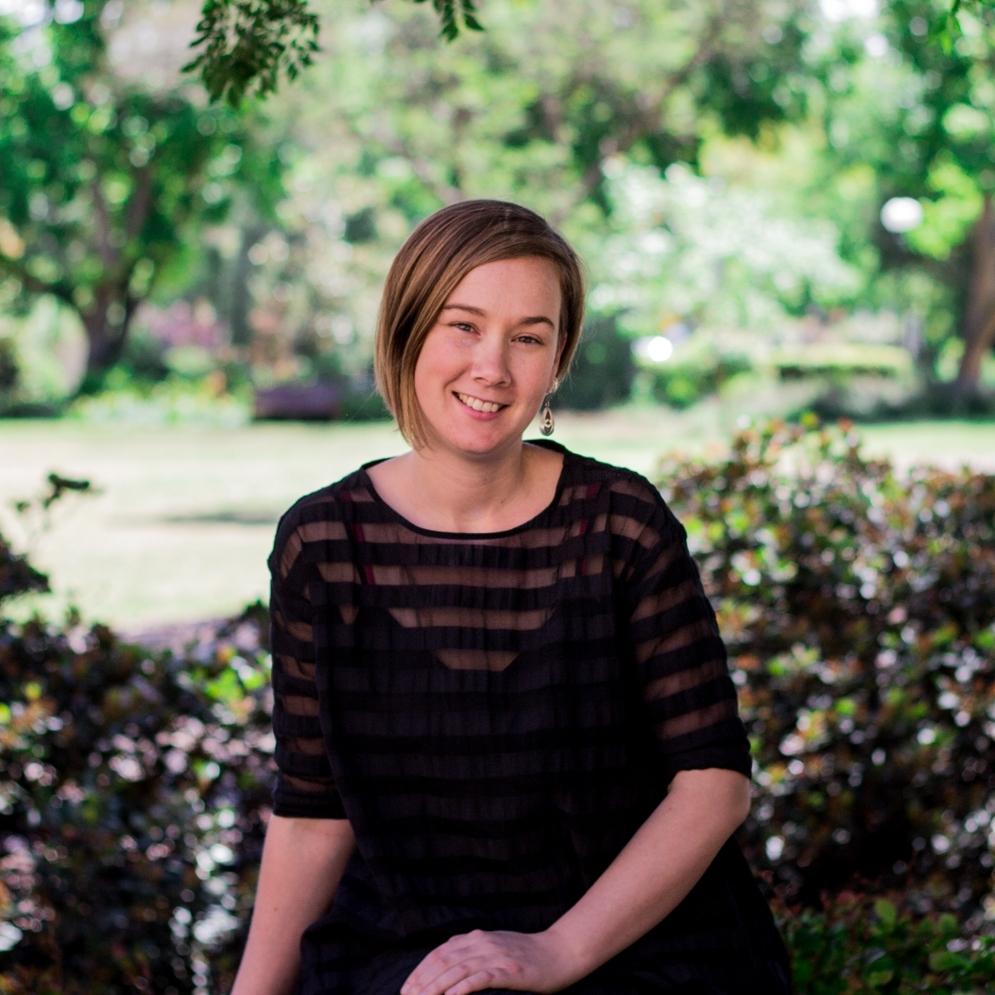 Georgia Mcdonald - Wade Institute