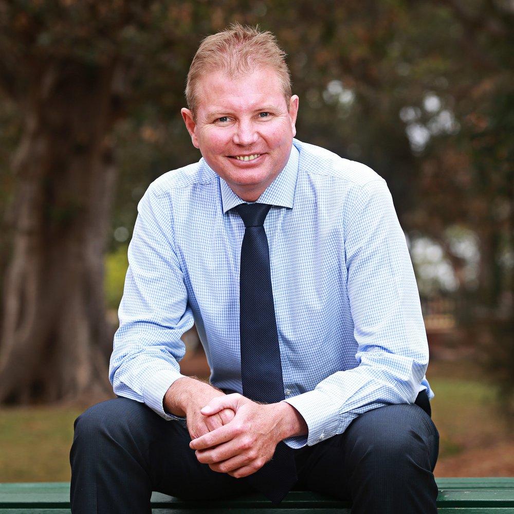 HOn. CraiG Laundy - Australian Parliament