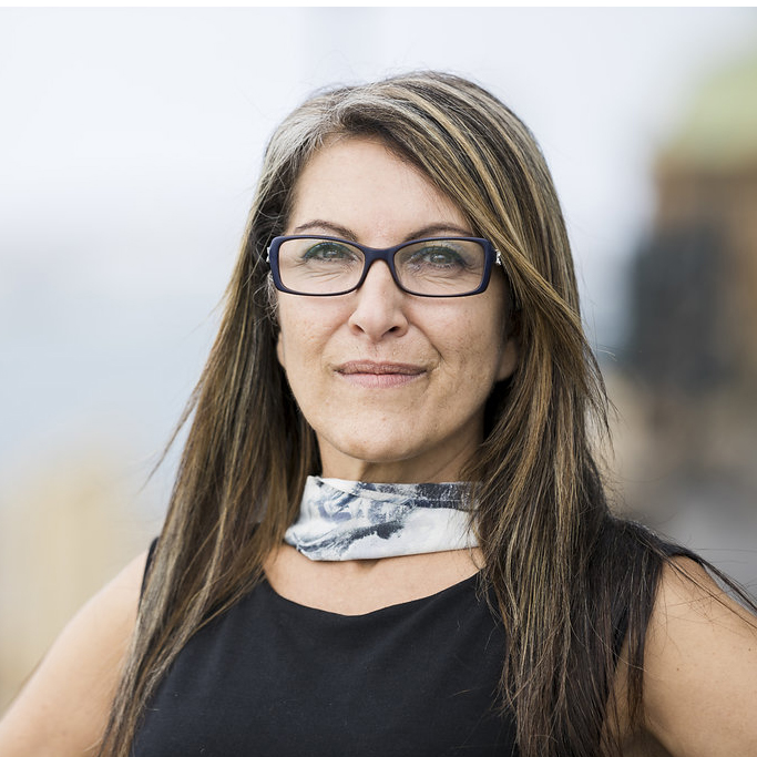 Anne-Marie Elias - THE CHIEF DISRUPTOR