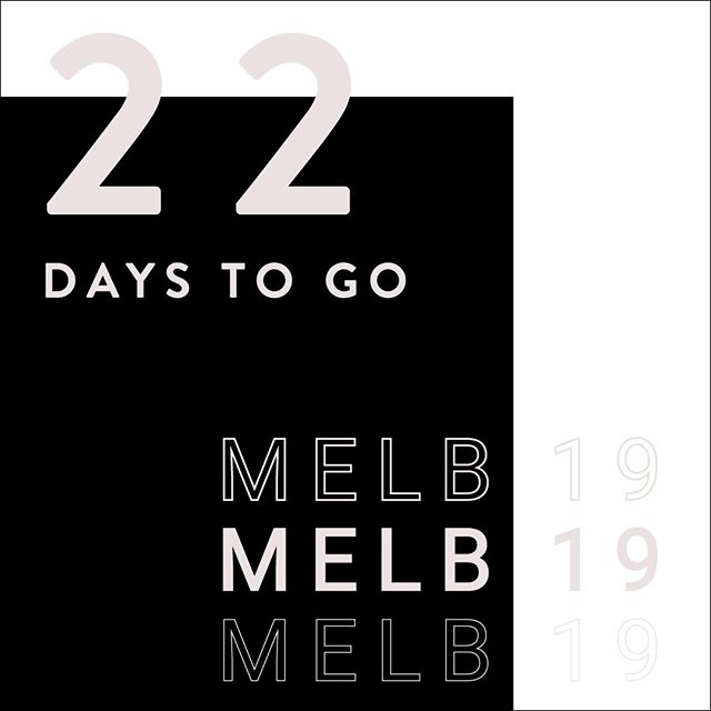 Only 22 Days until #futureworksummit! Time is running out. Book your tickets today! #melbourne