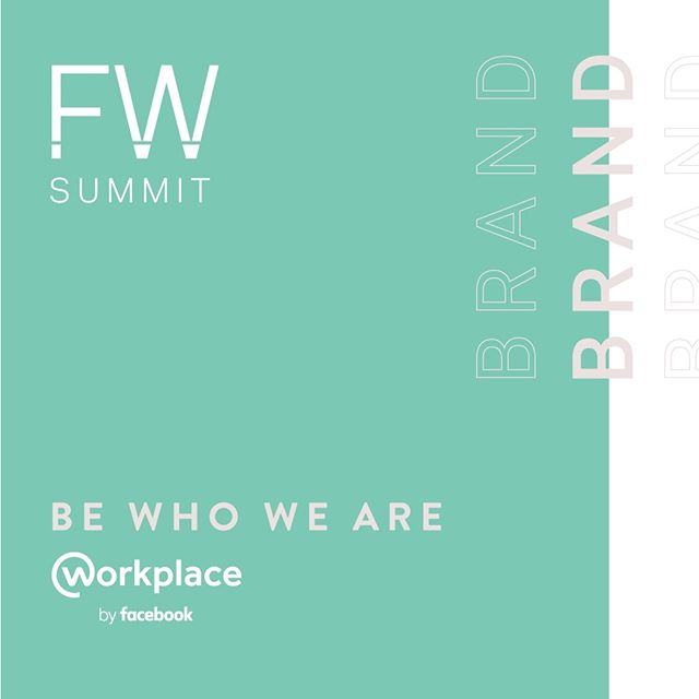 We are excited to have Kaitlin Stoddard from @workplacebyfacebook talk about the importance of your personal & organisation brand, why trust matters! #futureworksummit #workplacebyfacebook