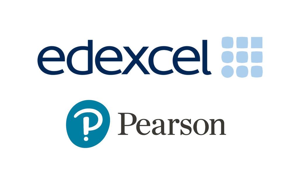 Edexcel Pearson