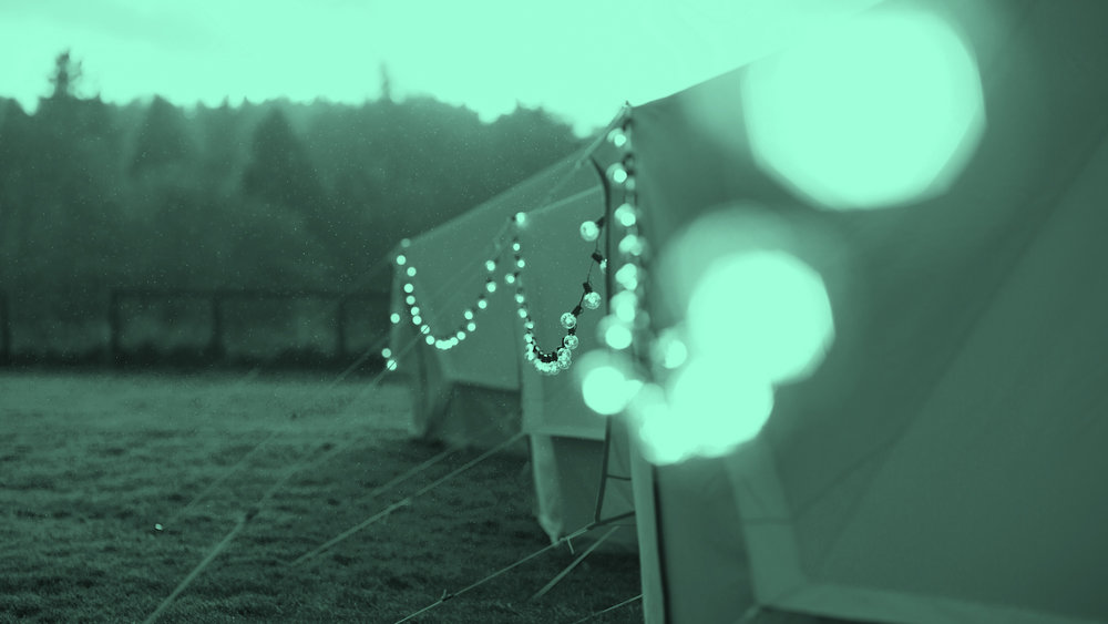 Bell Tent Hire -
