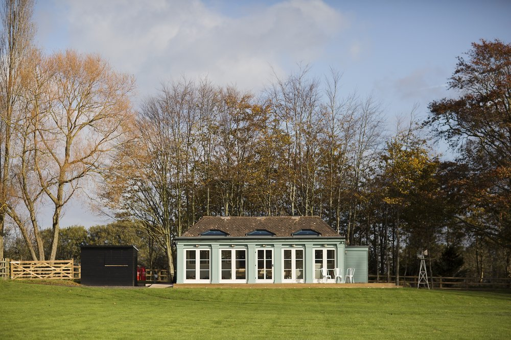 Hawarden Castle Pavilion