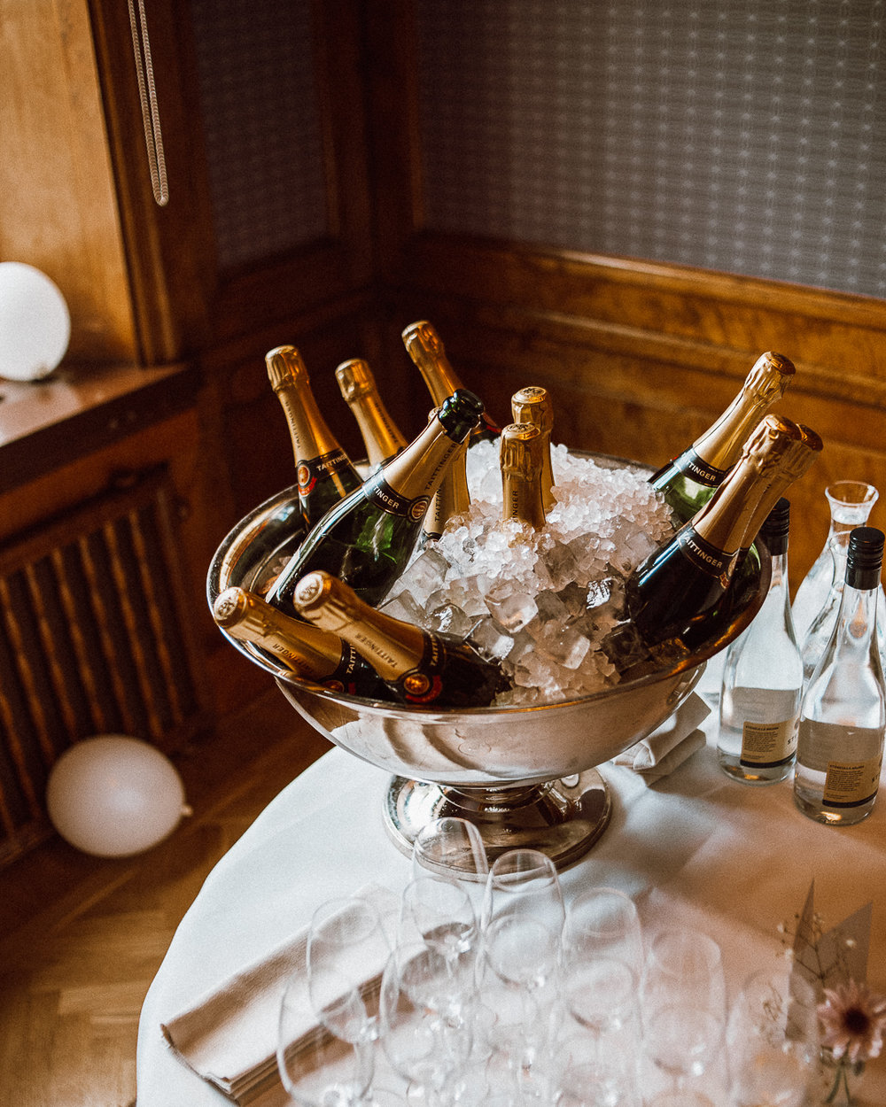 ◎ Champagne brunch for Josefin C.