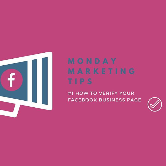 A quick 5-minute marketing tip for Monday morning! Have you verified your business facebook page? Find out how you can in our blog! See 🔹bit.ly/2ldsaIS or ➡️link in bio! Wishing you a great working week ahead. 😄💫✨ #monday #marketingtips #facebook #businesscommunity #connectedworld #gogetem #mondaymotivation #quickwins #5min #5minutes #smes #local #localbusiness #localseo #customerservice #credibility #verification #stepsforward #socialmedia #marketingdigital #lovemarketing #lexmarketing