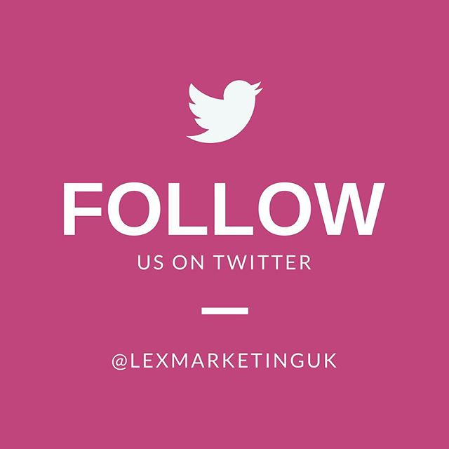 Are we missing out on your tweets? Follow us on Twitter for Manchester business news, marketing and the latest local networking updates 🐥 🐥 🐥 🐥 #manchesterbusiness #contentmarketing #twitter #northern #manchester #mediacity #networking #businesscommunity #marketingdigital #marketing #smes #tweets #socialmediamarketing #lexmarketing #lextweets