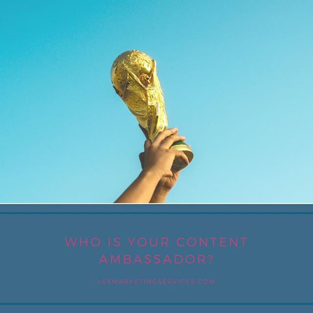 Who is championing your content? Do you have a content ambassador within your company? ....Unsure? Contact us to find out how we can represent your brand! 🏆 🏆 🏆 🏆 #content #contentmarketing #brand #marketing #contentambassador #business #targetaudience #growth #contentcreator #manchester #branddevlopment #contentcreation #smes #businessgrowth #customers