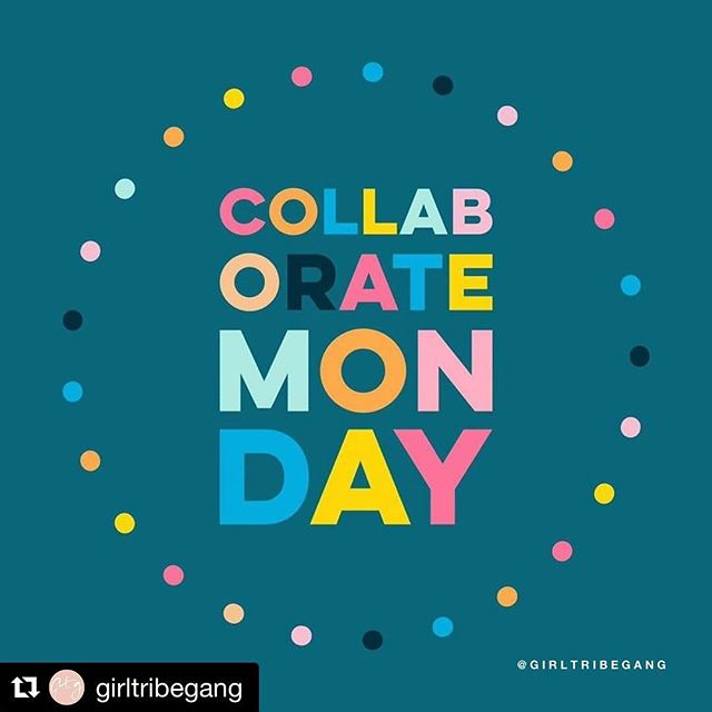 Perfect Monday repost from @girltribegang  Which people, businesses or brands are you collaborating with right now?  Who shares your DNA?  Working with others who share your vision is inspiring and takes things to a whole new level.  Wishing you a great week ahead.  Whether you're a solopreneur, business owner or an employee working within a fantastic team.  You can only go so far on your own. . . . . #alwayslearning #growthmindset #worktogether #collaborate #inspire #influence #contentmarketing #business #northern #mondaymotivation #lexmarketing