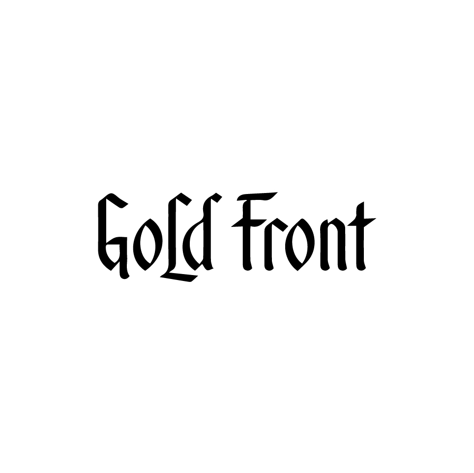Gold Front is an award-winning brand studio in San Francisco. Through our core disciplines of strategy, design and filmmaking, we help companies find their greatness and tell their story. Our approach places a premium on honesty, beauty and drama.   Website:  www.goldfront.com