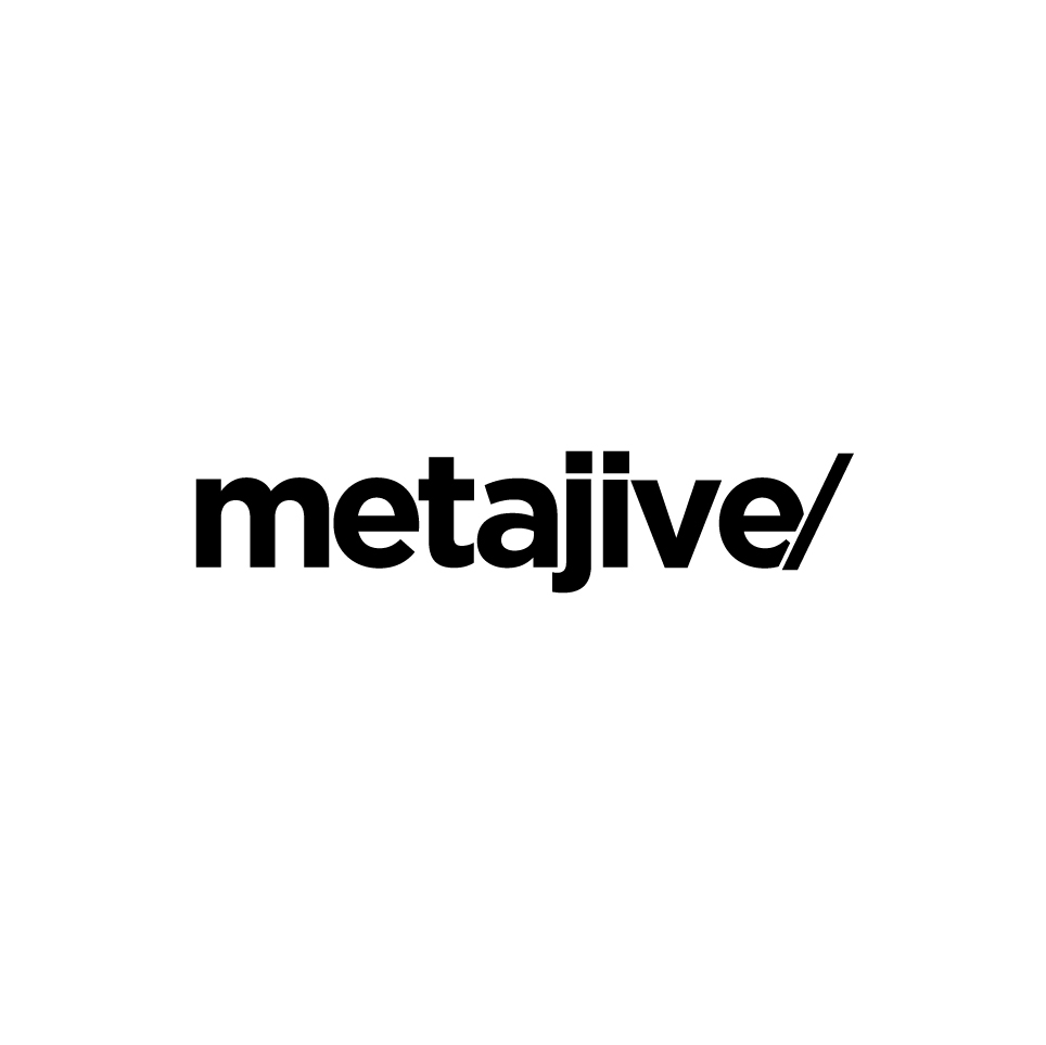 We are an independently owned interactive studio focused on partnerships to create exceptional experiences.   Website:  metajive.com