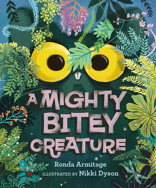 A Mighty Bitey Creature - October 2017.