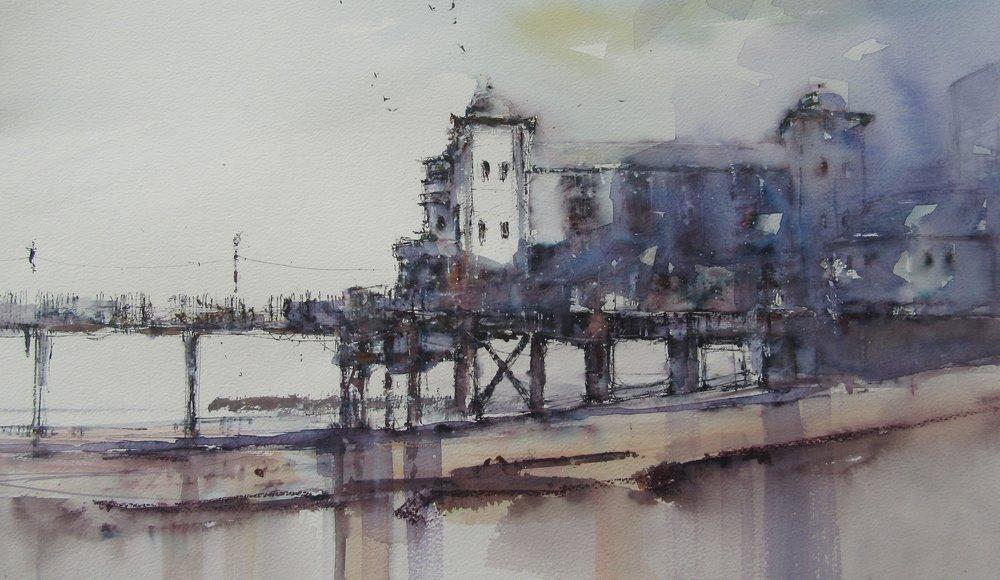 """""""Penarth Pier"""""""