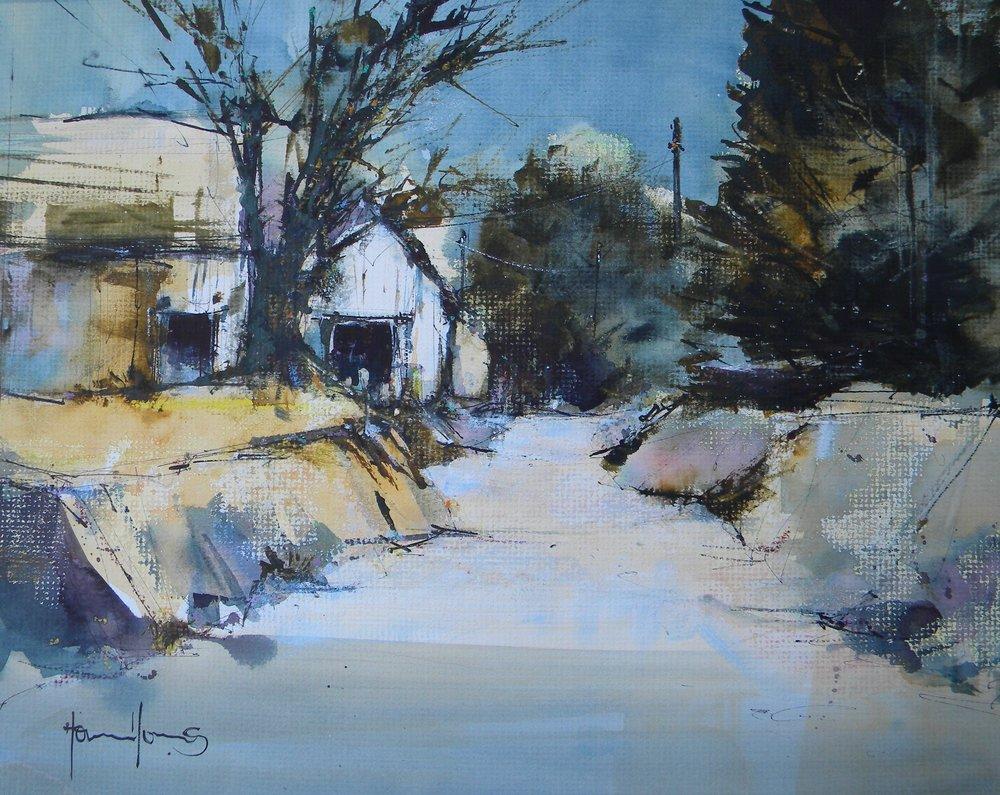"""""""Farm Nr Brecon & Mon Canal"""" - For Sale"""
