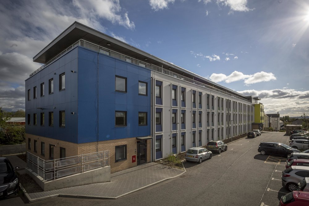 social housing DEVELOPMENT -
