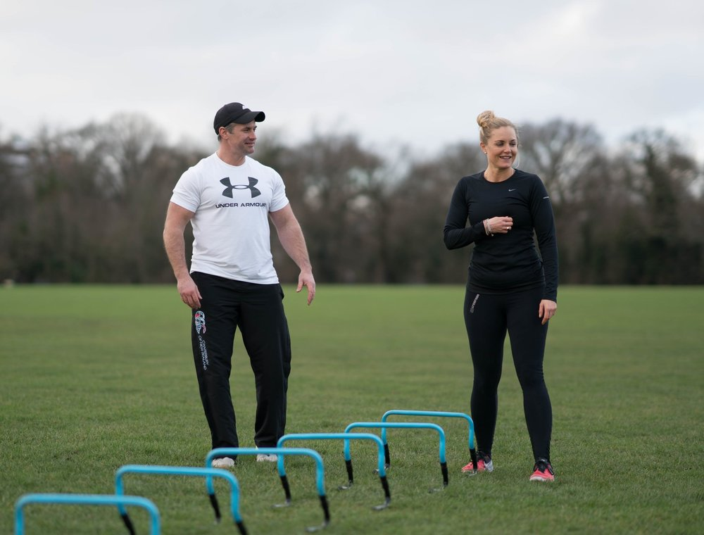 Personal training - This service is for anyone and everyone whowant's be stronger, healthier and more athletic.