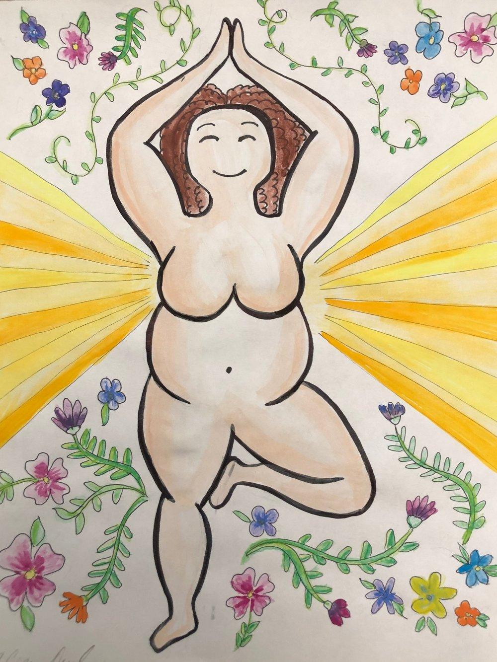 Art By The Beautifull Project Art Director Nicole Cisne-Durbin