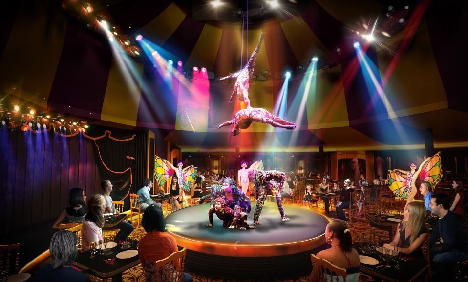 "Norwegian Cruise Line: ""Illusionarium"""