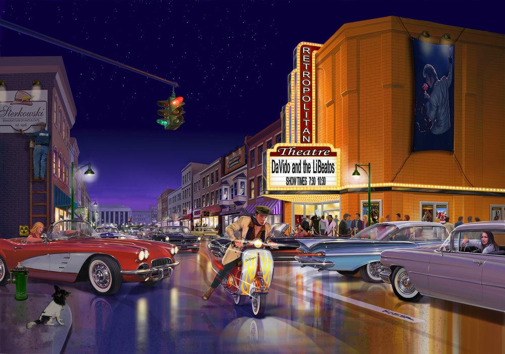 DaviDo - Life's not an Elvis Movie.jpg