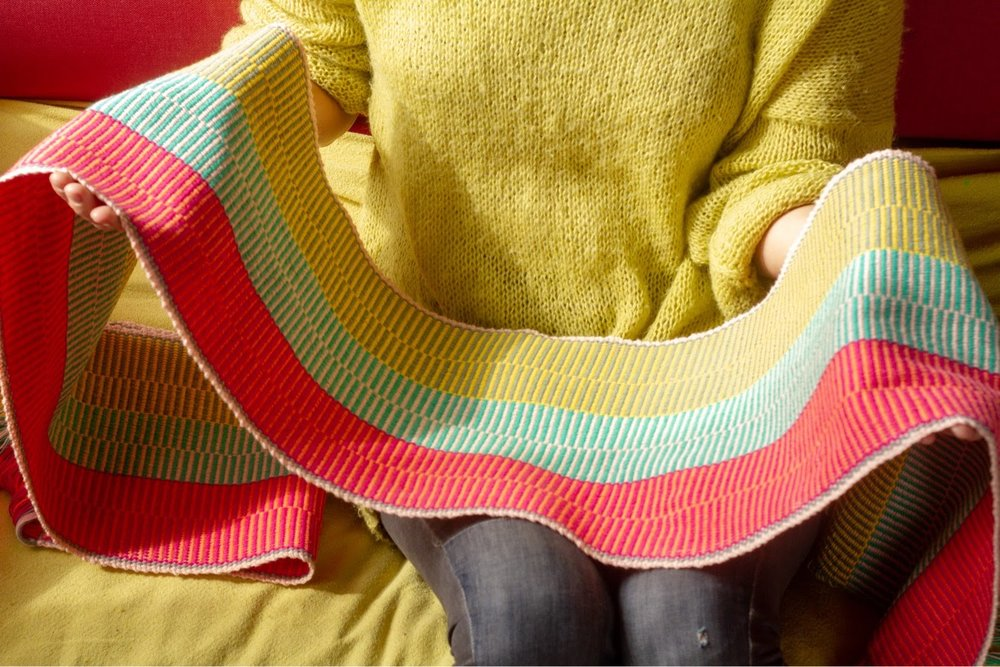 The Loom Collection - Handwoven textiles from the Argentinean Andes