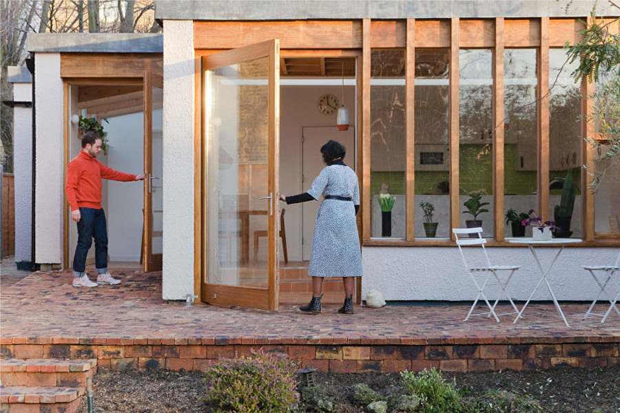 Open House Review - A House and A Garden by Nimtim Architects