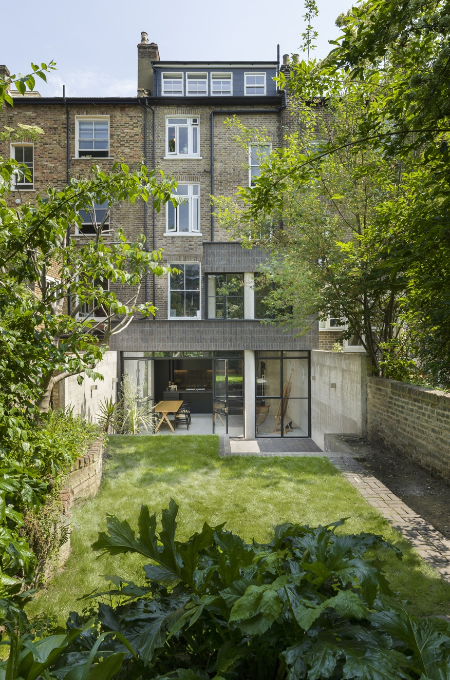 Open House Review - Lauriston Road by Gundry & Ducker Architecture Ltd