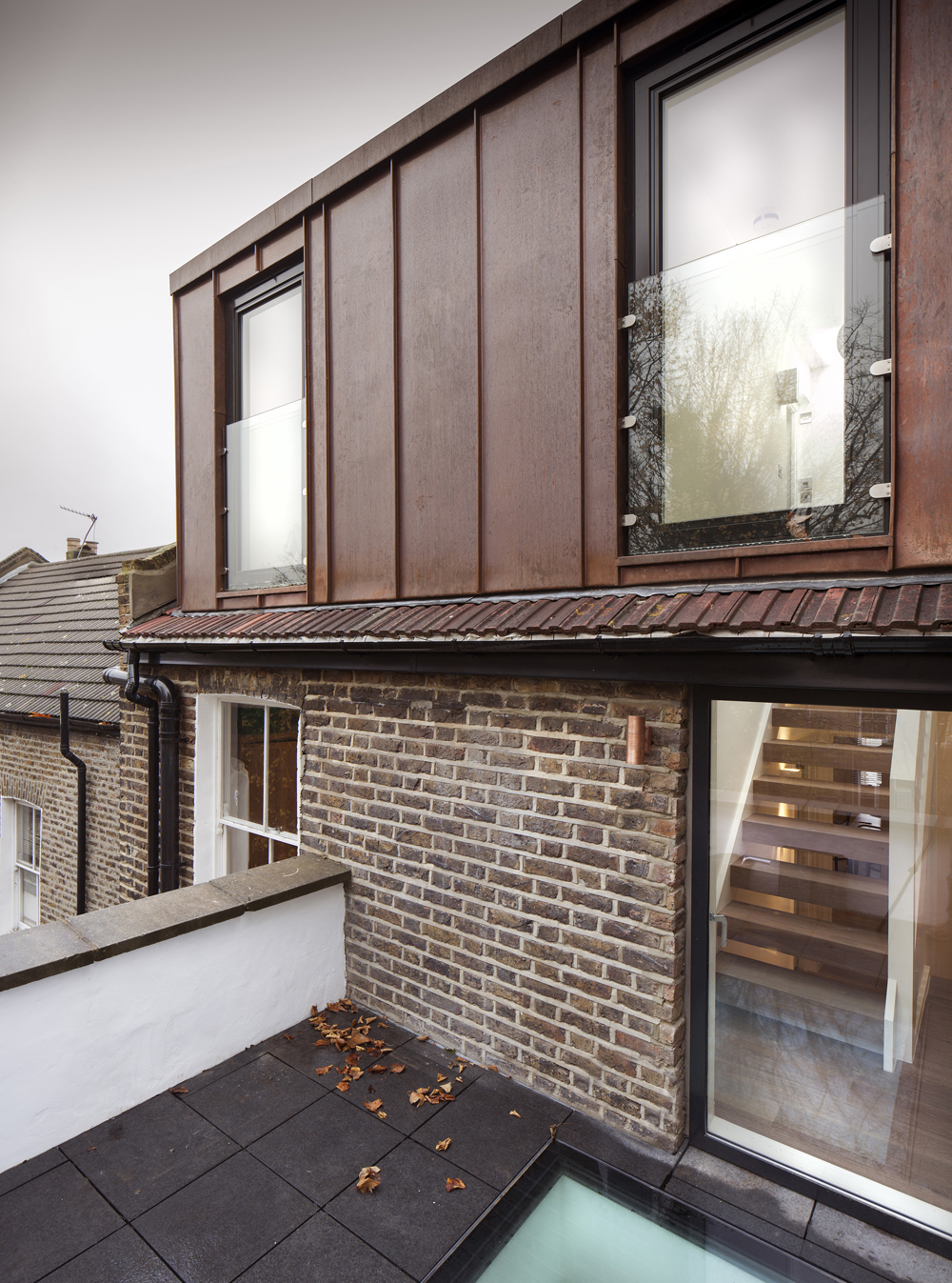 Reighton Road: Designed by  Poulsom Middlehurst  and Built by  GJ Design + Build