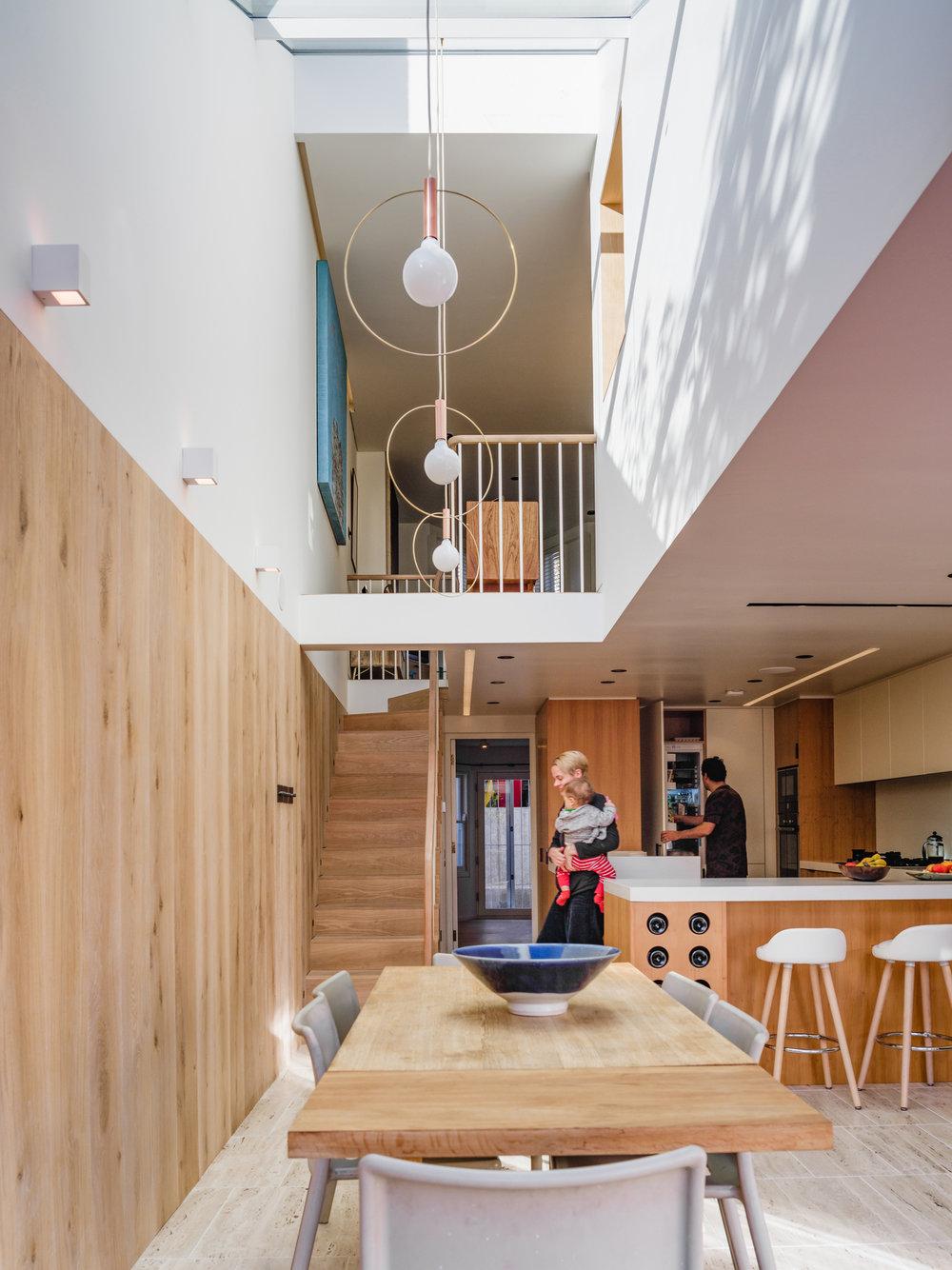 NLA Shortlist Project Dusheiko House by Neil Dusheiko Architects