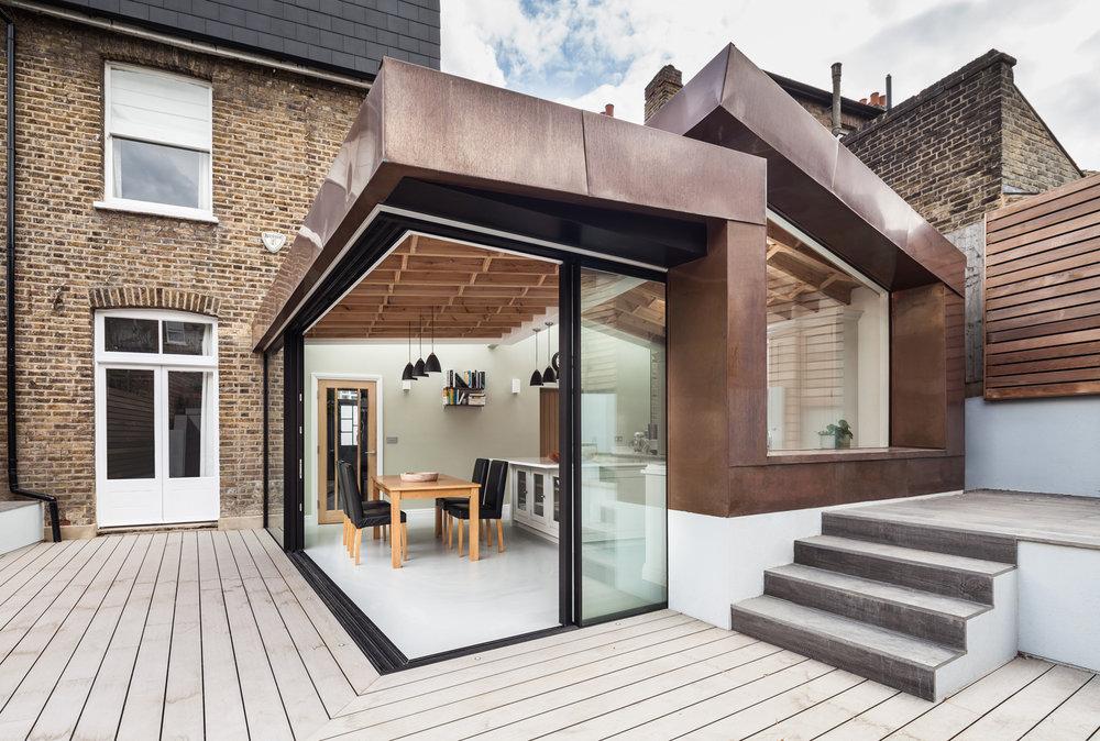 6 Ewelme Road by UV Architects