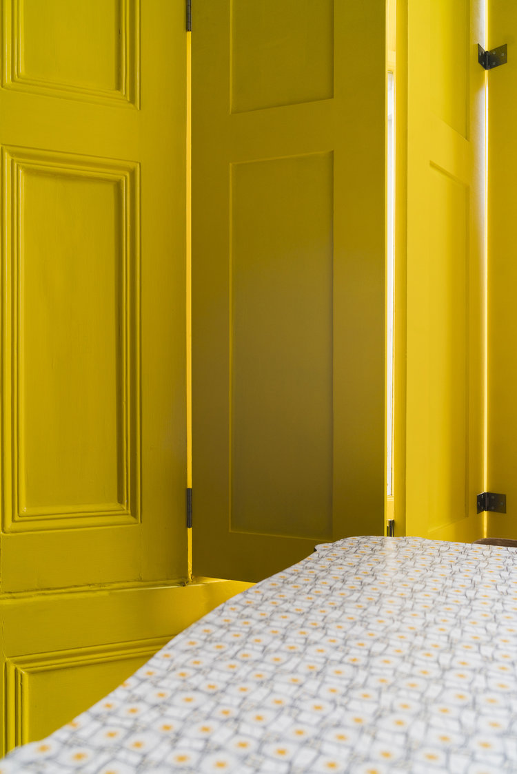 Home Notes Renovation Journal - Bespoke Joinery
