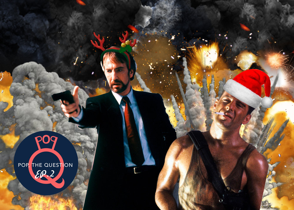 "Is ""Die Hard"" a Christmas movie? There's really no debate."