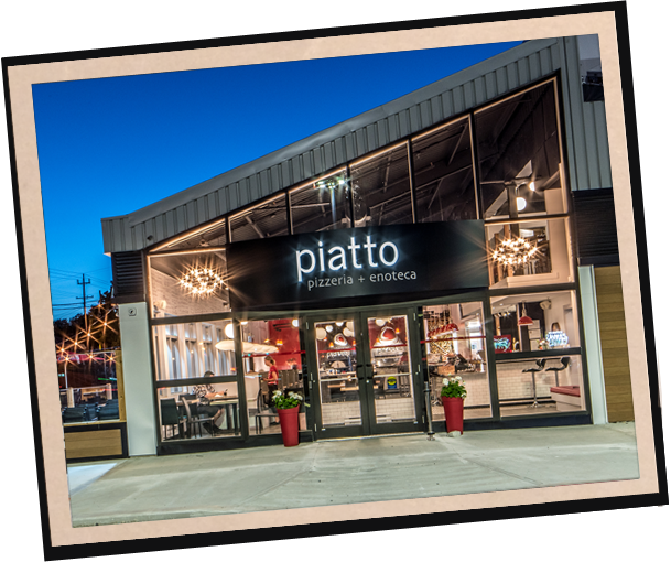 Piatto St.John's Midtown - 60 Elizabeth AvenueSt. John's, NL  A1A 1W4709.726.0909Email our location manager: raymond@piattopizzeria.com Mon–Thurs 11:30am–10:00pmFri + Sat 11:30am–11:00pmSun 11:30am–9:00pm*Call for Takeout *Call for Takeout or Order Online