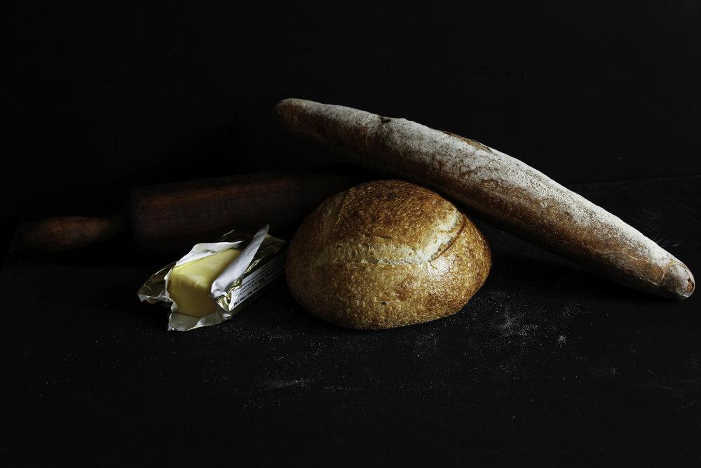 Haus of Hiraeth - Food Photography - Bread