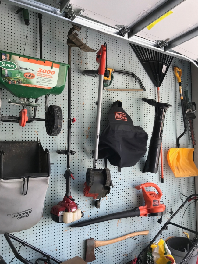The Joyful Sort - Professional Organizer - Columbus, Ohio - Garage Organization -Blog