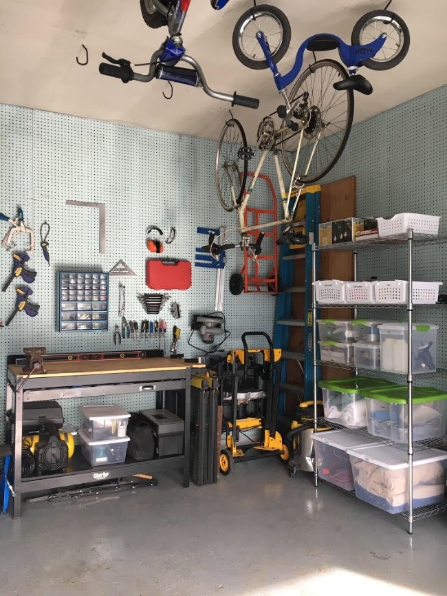 The Joyful Sort - Professional Organizer - Columbus, Ohio - Garage Organization - Blog
