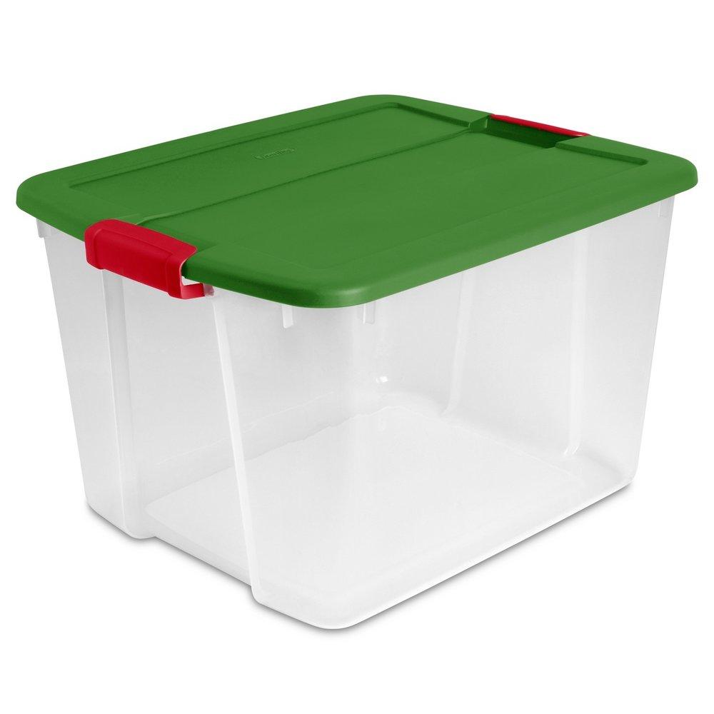 Sterilite 66 Quart Latch Box