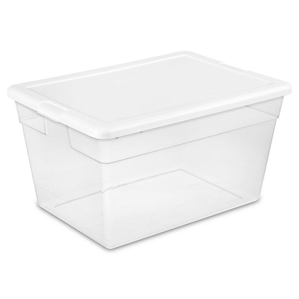 Sterilite 16 Quart Storage Bin