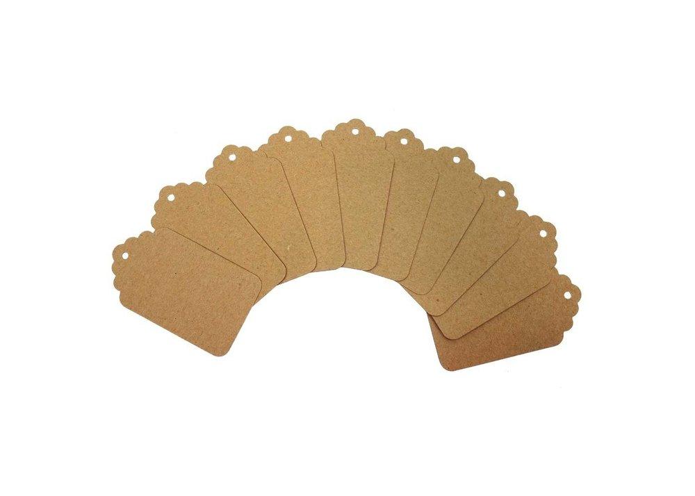 Target Spritz Kraft Paper Tags