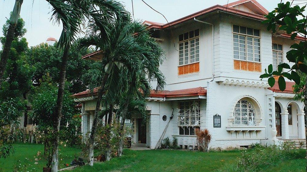 Aquino Ancestral Home
