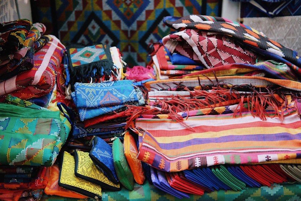 philippine weaving -