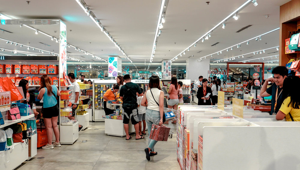 Preparing for school shopping at national bookstore ang buhay lokal a short history gumiabroncs Images