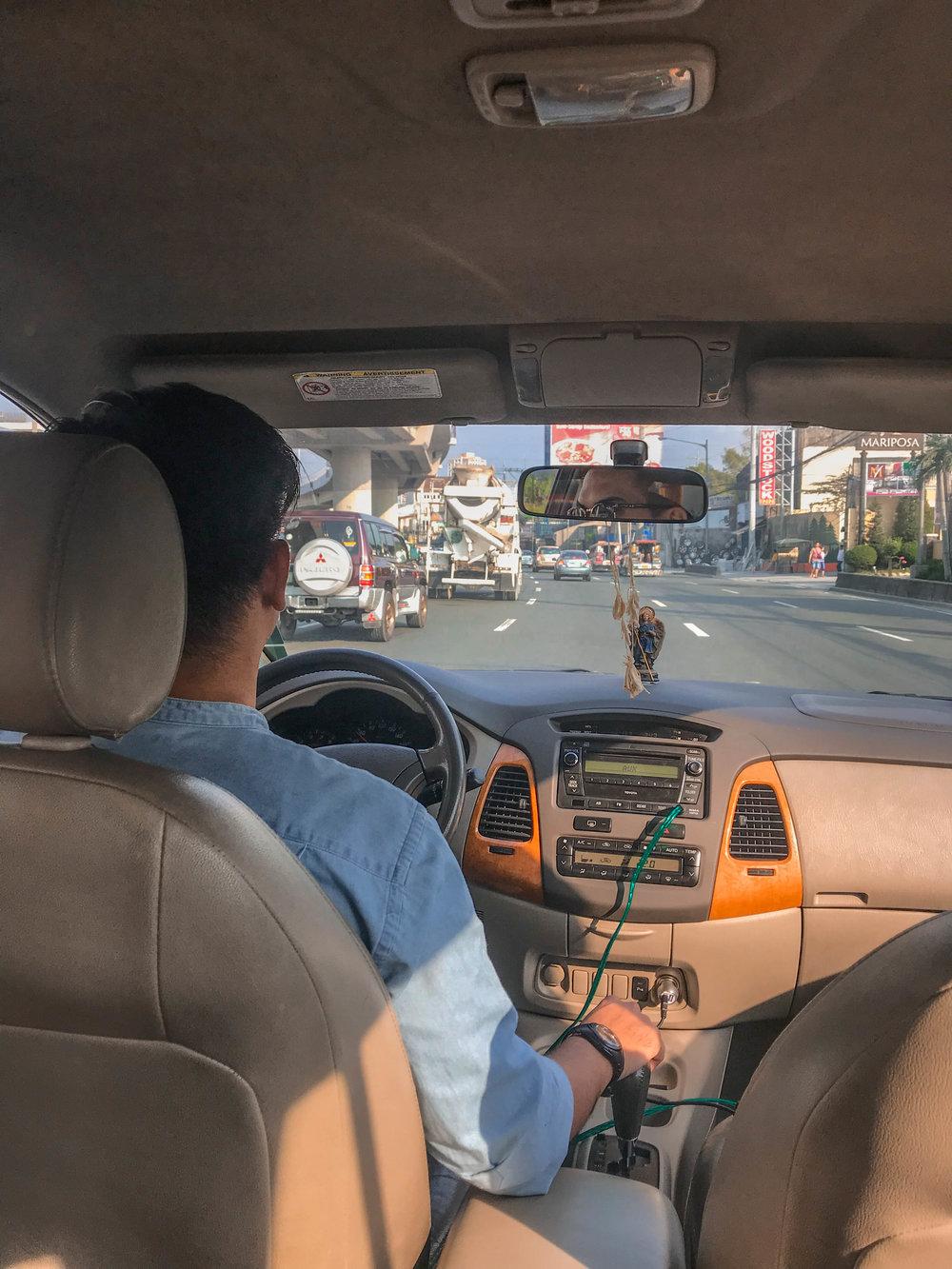 Ang Buhay Lokal - Bobby Driving