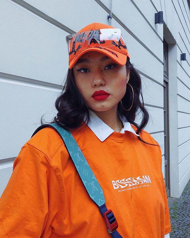 Berlin's most stylish @kickiyangz #teamboschain