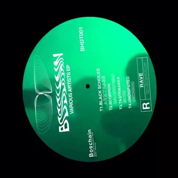 Track 1. @u.ncnsrd - Undisputed Track 2. @kolegajj - Tastemaker *Warning* hard hitting energetic techno; might cause raving sensation! Available on all streaming platforms on the 22.03.