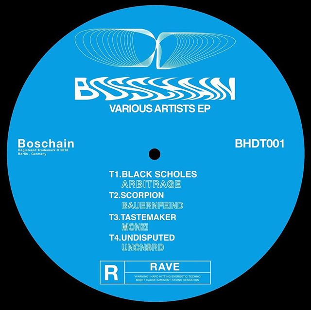 3-2-1- Ready to Launch ! Here we go: Boschain Distorted - Our new Music Imprint with the focus of showcasing local talent, friends and affiliates. Our first Installment features a bi-monthly Various Artists EP. The first one is releasing on the 22.03 and features @bauernfffeind , @kolegajj , @arbitrage_berlin , @u.ncnsrd .