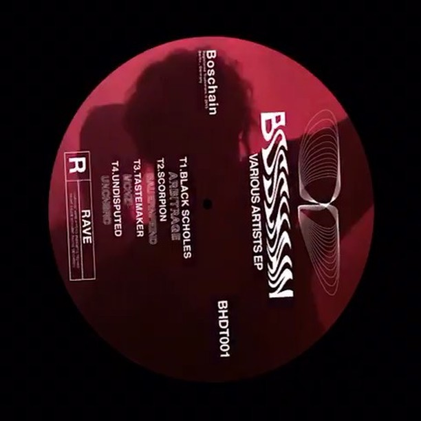 Track 1. @bauernfffeind - Scorpion Track 2. @arbitrage_berlin - Black Scholes *Warning* hard hitting energetic techno; might cause raving sensation! Available on all streaming platforms on the 22.03.