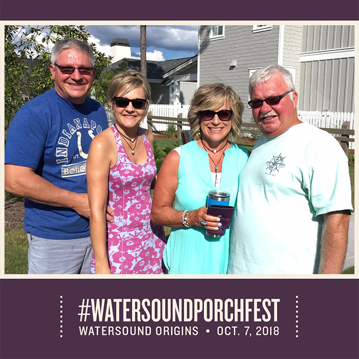 10.07.2018 | Watersound Origins Porchfest
