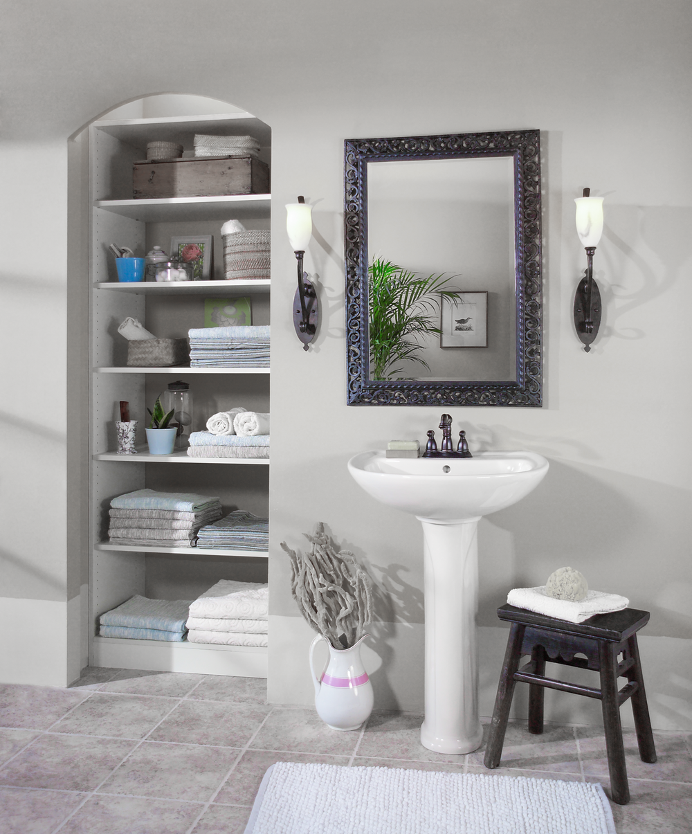 A Functional Bathroom Closet Is The Key To Keeping All Your Bathroom  Necessities Organized. We Love Designing And Implementing New Bathroom  Closets Because ...
