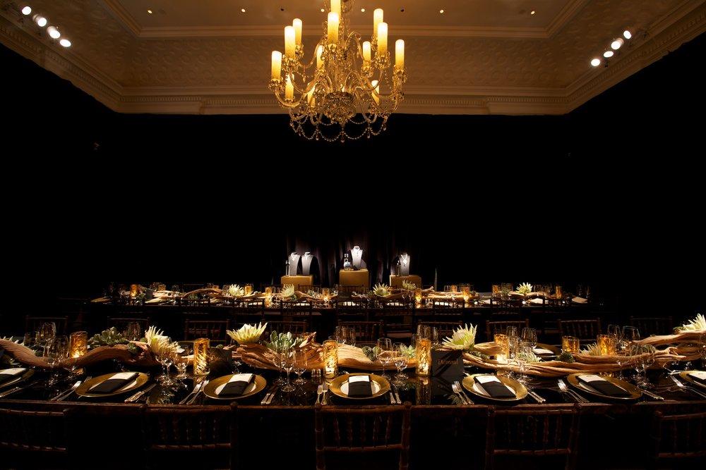 Luxury Brand Dinner -