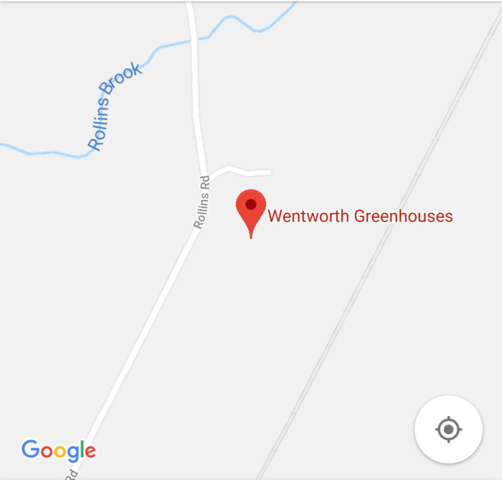 Wentworth Greenhouses Winter Farmer's Market - Saturdays 10:00 am -2:00 pm (Check Dates Below)Wentworth Greenhouses141 Rollins RoadRollinsford NH 03869